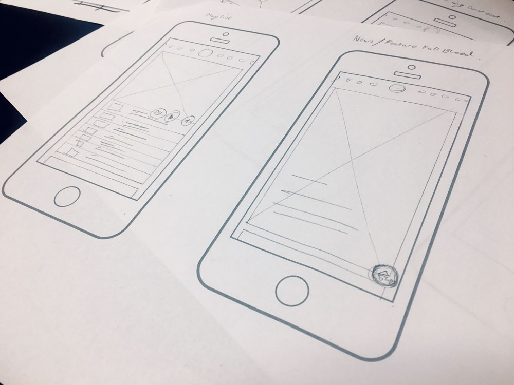 UX Digital Design JasonM